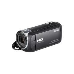 Sony HDR-CX240E Full HD Camcorder schwarz Camcorder