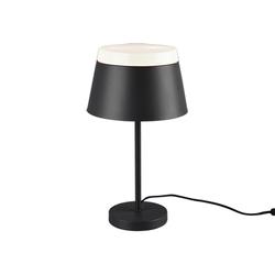 Design Tischlampe grau - Esra
