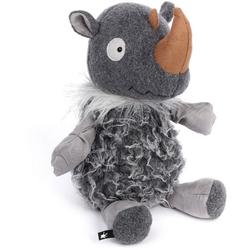 Sigikid Kuscheltier Beasts - Nashorn, Rhino Nino