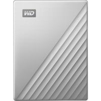 Western Digital My Passport Ultra 4TB USB-C 3.0 silber (WDBFTM0040BSL-WESN)
