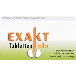 EXAKT Tablettenteiler 1 St.