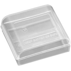 Soshine SBC-006 Batteriebox 2x CR-123A, 16340 (L x B x H) 47.6 x 40 x 20.3mm