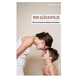 Wir Glückspilze - Buch