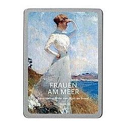 Frauen am Meer, 20 Postkarten