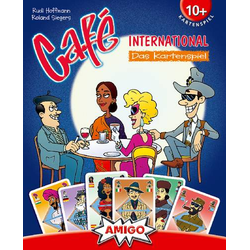 Amigo Café International Kartenspiel 1920