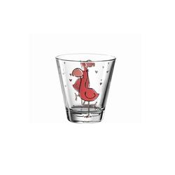 Glas Koch Kinderbecher Bambini Flamingo, 215 ml