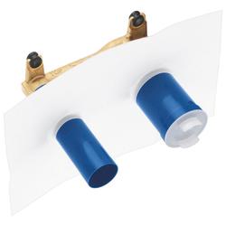 Grohe Unterputzarmatur Universal DN 15, universal für 2-Loch-Armaturen