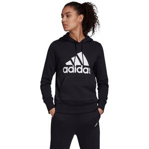 Adidas Damen Kapuzensweatshirt/Hoodie W BOS OH HD - Schwarz/Weiß