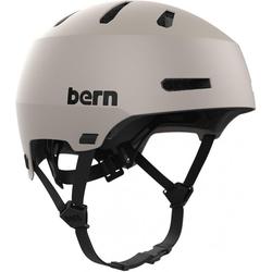 BERN MACON 2.0 H2O Helm 2021 matte sand - L