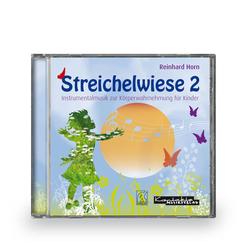 Streichelwiese 2 als Hörbuch CD von Marion Deister/ Reinhard Horn