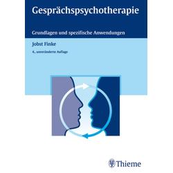 Gesprächspsychotherapie: eBook von Jobst Finke
