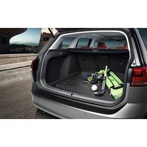 Volkswagen Gepäckraumschale Golf 7 Variant / Alltrack Kofferraumeinlage Kofferra