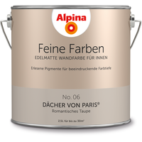 Alpina Feine Farben 2,5 l No. 05 dichter der erde