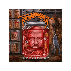 Formaldehydist - Pickled For Posterity (CD)
