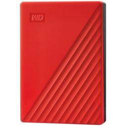 WD My Passport 2 TB Rot
