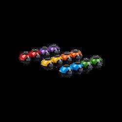ZOLO 'Pocket Pool', 12 Teile