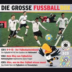 Die große Fußball-Box - Mit den Stars der deutschen Nationalmannschaft