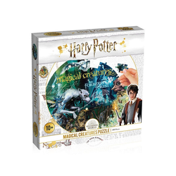 Winning Moves Steckpuzzle Puzzle Harry Potter Magische Tierwesen, 500 Teile, 500 Puzzleteile