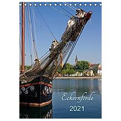 Eckernförde (Tischkalender 2021 DIN A5 hoch)