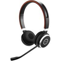 JABRA Evolve 65 MS Stereo schwarz