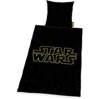 Herding Star Wars schwarz 135 x 200 cm + 80 x 80 cm
