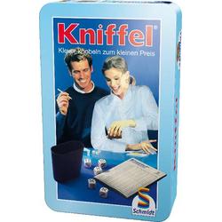 Kniffel BMM in Metalldose