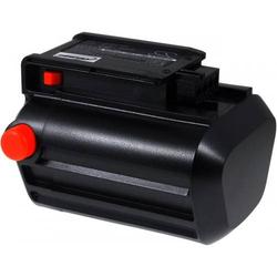 Powery Powerakku für Akku-Hochentaster/-Baumschere Gardena TCS Li-18/20, 18V, Li-Ion