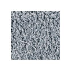 BODENMEISTER Teppichboden Eos, Hochflor Shaggy, Breite 400/500 cm blau 500 cm