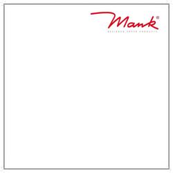 """Mank Airlaid Servietten """"Basics UNI"""", 25 x 25 cm, 1/4 Falz, 40 g, Farbe: weiss, 1 Karton = 12 x 50 Stück = 600 Servietten"""