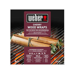 Weber Wood Wraps Kirschholz