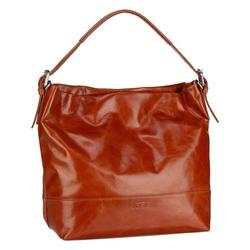 Jost Handtasche Boda 6626 Hobo Bag, Beuteltasche / Hobo Bag rot