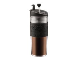 Bodum TRAVEL PRESS Kaffeebereiter, schwarz