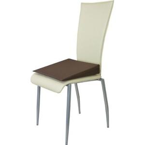 Orthopädisches Keilkissen Sitzkeilkissen Sitzkissen Sitzhilfe Kissen, Braun