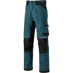 Dickies Arbeitshose GDT Premium Bundhose grün Herren Arbeitshosen Arbeits- Berufsbekleidung