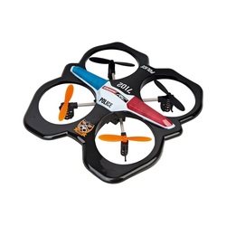 Carrera® RC-Quadrocopter 2,4GHz Quadrocopter Police
