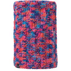 Buff Multifunktionstuch Knitted Polar Fleece Neckwarmer bunt Damen Tücher Schals