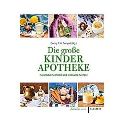 Die große Kinderapotheke - Buch