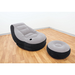 Intex Luftsessel Ultra Lounge Ottomane