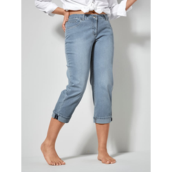 Straight Cut Jeans Amy Dollywood Light blue