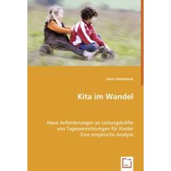 Kita im Wandel als Buch von Karin Kaltenbach