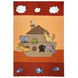 Teppich Maui MH-3265-02 (Terracotta; 100 x 160 cm)
