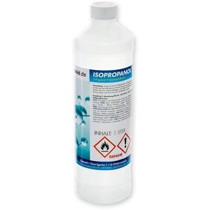 1 x 1 Liter Isopropanol 70% Isopropylalkohol 2-Propanol Lösungsmittel Fettlöser Nagellackentferner
