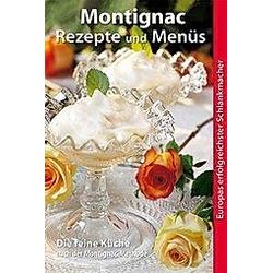 Montignac, Rezepte und Menüs