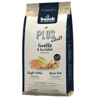 Bosch Tiernahrung High Premium Concept Plus Adult Forelle & Kartoffel 1 kg