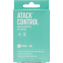 ATACK Control Insektenstich Pflaster 10 St