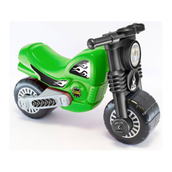 WADER QUALITY TOYS Motorrad Flaming Star