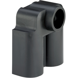 Viega Sanfix Schallschlucker 592950 16mm, Gummi, für Doppel-Wandscheibe