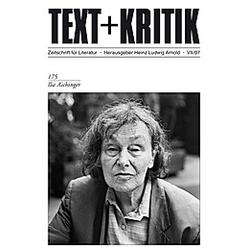 Text + Kritik: H.175 Ilse Aichinger - Buch