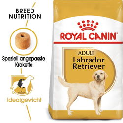 ROYAL CANIN Labrador Retriever Adult Hundefutter trocken 24 kg (2 x 12 kg)