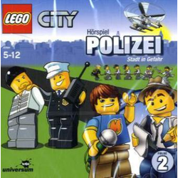 LEGO City 02 Polizei